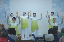 賛美ダンスチーム