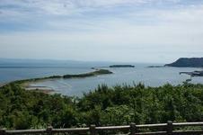 成ヶ島全景