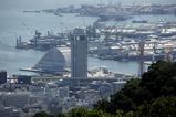 神戸ハーバーランドの眺望