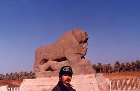 バビロンの獅子