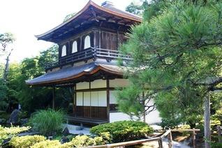 銀閣寺、観音堂
