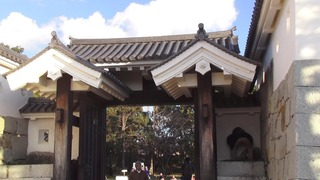 天守の門1