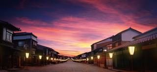 朝日の諏訪町