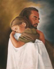 god-hugging-girl