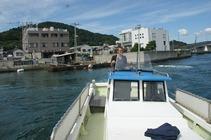 成ヶ島渡船