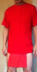 赤シャツ&赤褌
