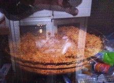 ヘルシオ・焦がしパン粉