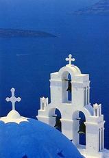 エーゲ海の教会