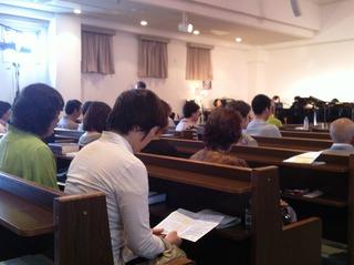 神戸栄光キリスト教会1