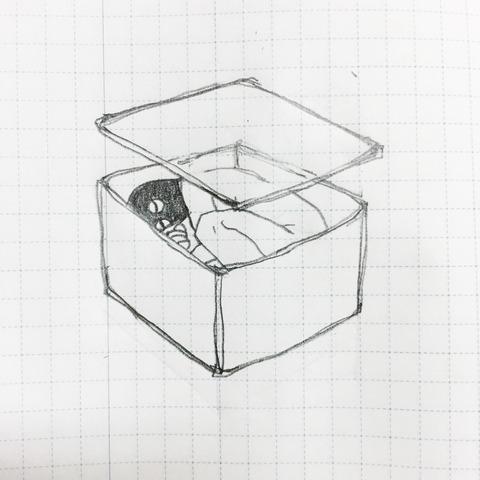 箱詰め閉所拘束