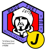 J部隊章!