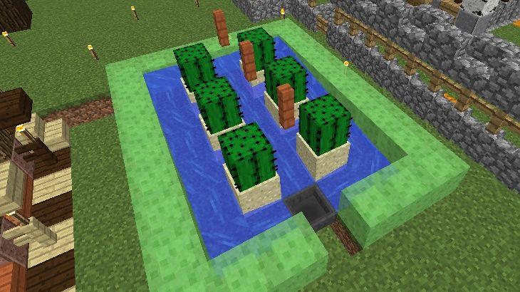 の マイクラ 染料 緑