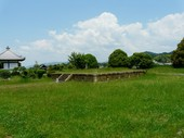 川原寺塔跡