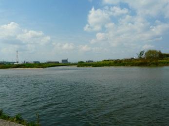 石川の合流