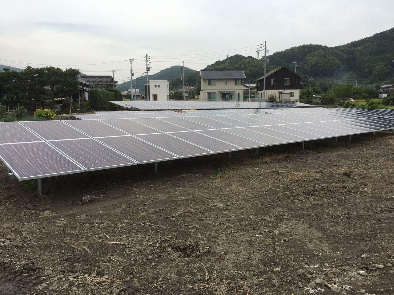 ミドルソーラーでソーラー発電大家 産業用太陽光発電のススメ