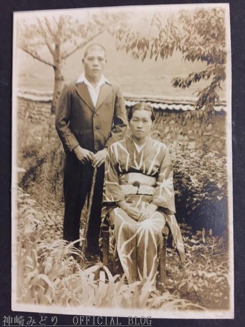 母方祖父母