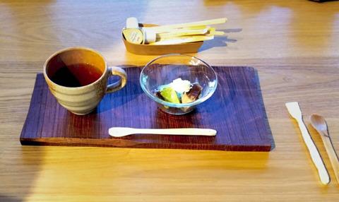 お茶の木ティースプーン2