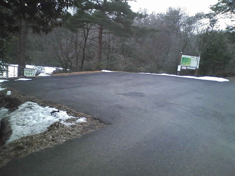 駐車場5台
