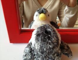 ペンギンのナオコ