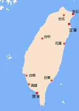 台湾の漁場