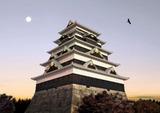 江戸城再建のイメージ