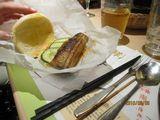 蒲焼ハンバーガー