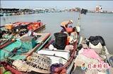 北部・宜蘭縣のシラスウナギ漁船