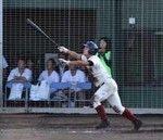 高校通算40号。大阪桐蔭の森選手
