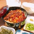 名古屋を代表するひつまぶし丼