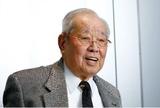 今年の1月に日経の取材に答える野村氏