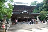 石段629段の旭神社