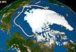 失われた北極の海氷