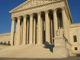 ワシントンDCにある連邦最高裁判所