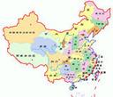 中国での採捕場