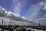 積乱雲がもたらすゲリラ豪雨