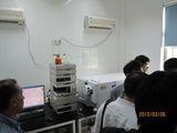 検査室内の分離機