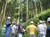次代の林業就業者を育成する学校も増えています