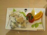 鰻白焼きのクリーム煮
