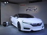 ホンダの燃料電池車・FCV