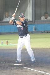 山崎武司選手