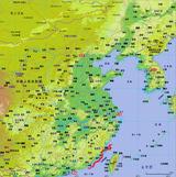 中国大陸の漁場