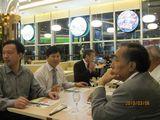 業界トップの徐理事長も同席してくれました。