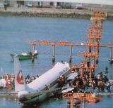 1982年2月9日に羽田沖で起きた日航機墜落事故