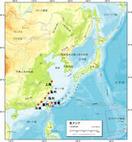 東アジアの採捕場