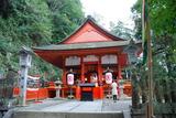 1368段の巌魂神社に到達!
