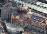 10月1日竣工オープンの東京駅