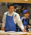 サッカー日本代表のスタミナを守る、西芳照さん