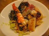 ミニ海鮮丼2