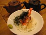 ミニ海鮮丼1