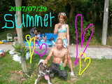 summer!!3人